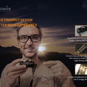 Fenix HM65R Rechargeable Headlamp
