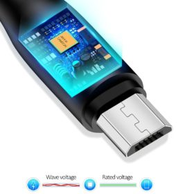 USAMS Micro USB Cable, 2A Fast Charging & Data Sync