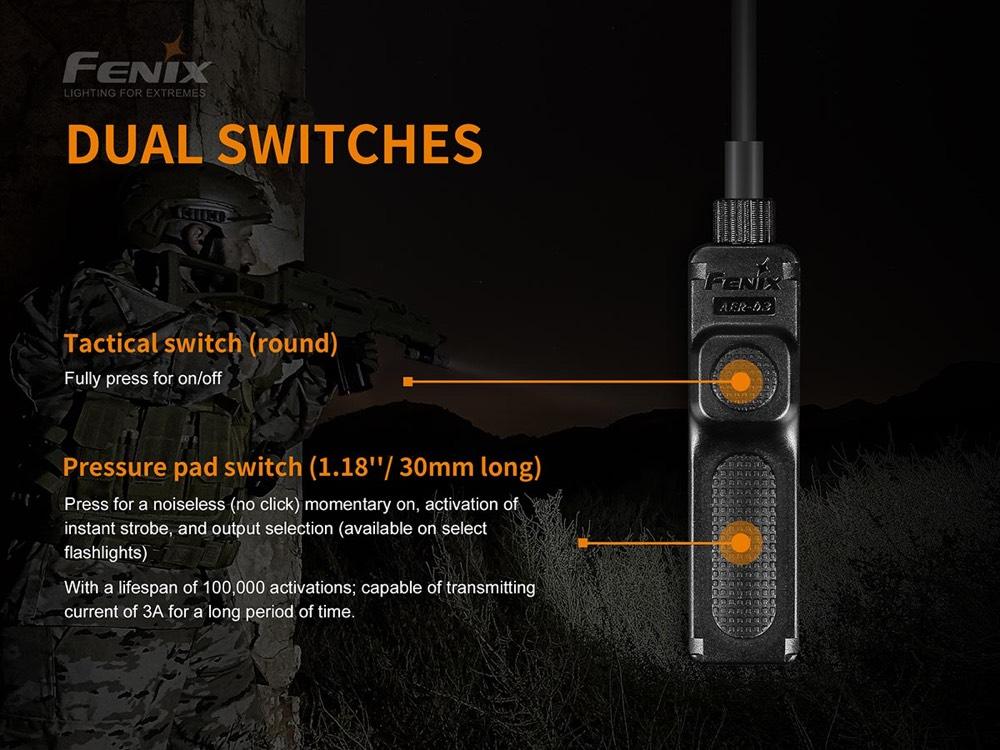 Fenix AER-03 V2.0 Tactical Remote Switch