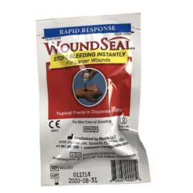 WoundSeal Blood Clotting Powder for Large Wounds