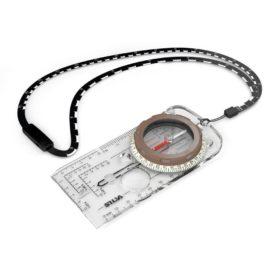 SILVA Military Base Plate 5-6400/360 Compass