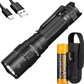Fenix PD40R V2.0 Rechargeable Flashlight, 3000 lm