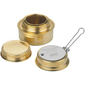 Esbit Alcohol Burner - Brass Camping Stove