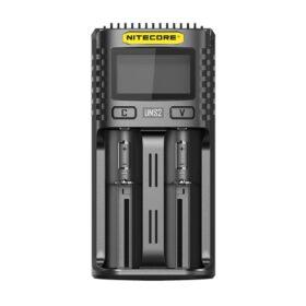 Nitecore UMS2 Intelligent Dual-Slot Charger